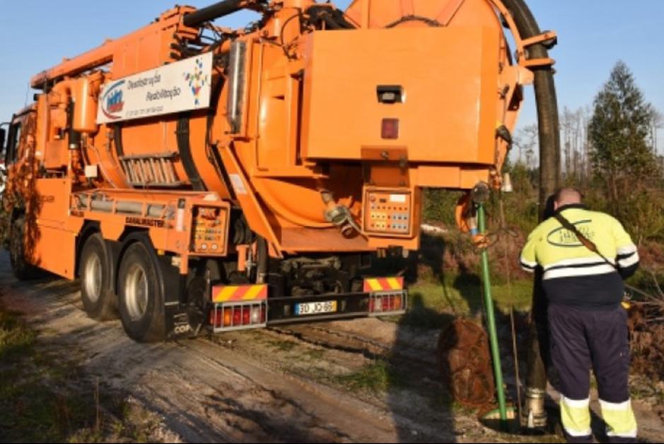 NOVA-EM investe na melhoria do serviço de saneamento de águas residuais